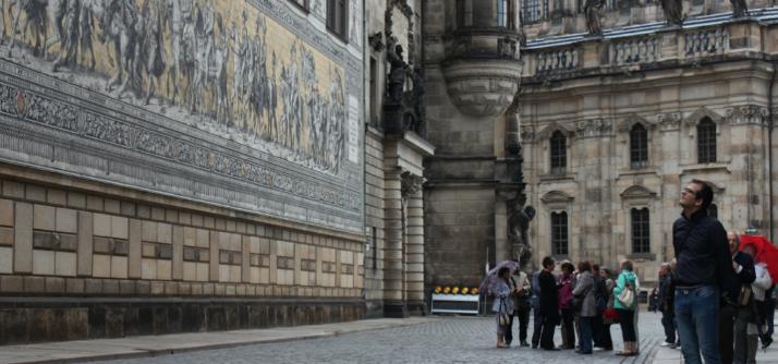 12 razões para se apaixonar por Dresden