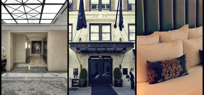 Dica de hotel de luxo em New York | The Surrey New York