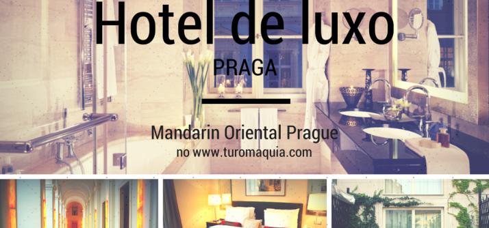 Dica de hotel de luxo em Praga | Mandarin Oriental Praga