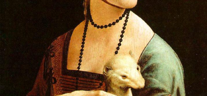 Leonardo Da Vinci e a Dama com Arminho