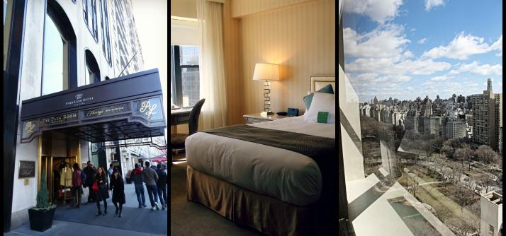 Hotel em New York com vistas incríveis | Park Lane Hotel